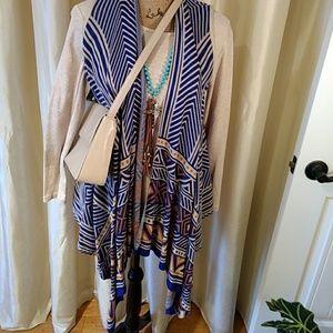 Umgee Tribal Pattern Vest